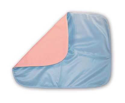 Picture of Sonoma Pink 85x90 Bed Pad 3.0L capacity with Flaps