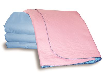 Picture of Sanoma Double Bed Pad Without Flaps - Pink