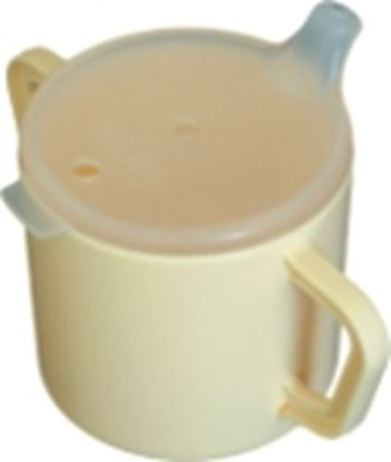 Picture of Feeder Beaker With 2 Handles And Lids