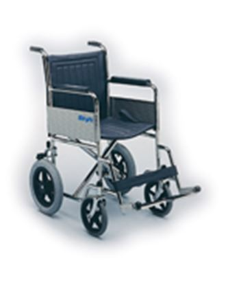 Picture of Days Standard Fixed Attendant Propelled Wheelchair