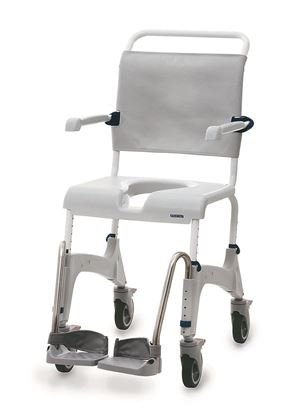 Picture of Ocean Standard  Shower  Chair Commode