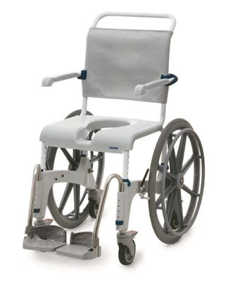 Picture of Ocean Self Propel Shower Chair Commode