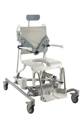Picture of Ocean E-VIP Shower Chair Commode