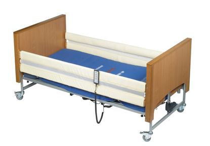 Picture of Profile bed Bumpers,net insert with Zips (Pair)