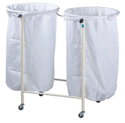 Picture of Lincoln double linen trolley (frame only)