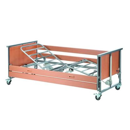 Picture of Etude Medley ERGO Low Bed With Beech Wooden Siderails