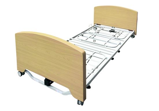 Picture of CENTAURI Extra Low Profiling Bed without Siderails