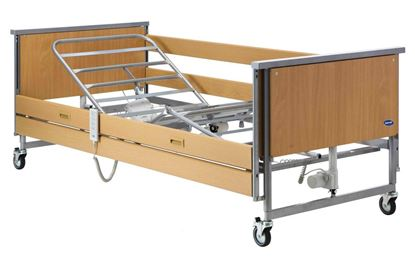 Picture of ACCENT Profiling Bed with Siderails