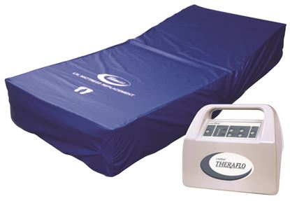 """Picture of Theraflo Low Air Loss Mattress System 48"""" Width"""