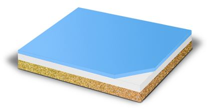 Picture of Bariatric 3 layer foam cushion