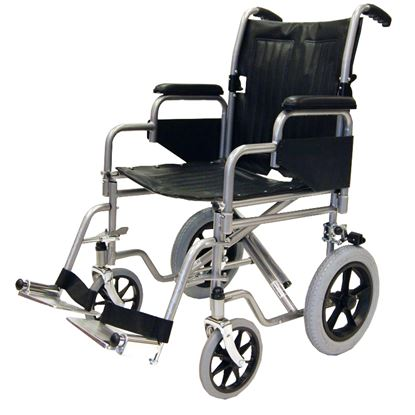 Picture of ATRIA Aluminium Transit Wheelchair FOC Cushion