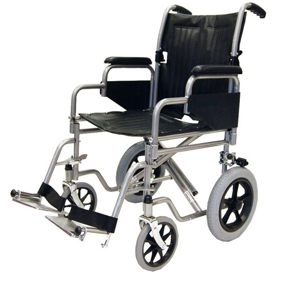 Picture of ATRIA Aluminium Lightweight Transit Wheelchair