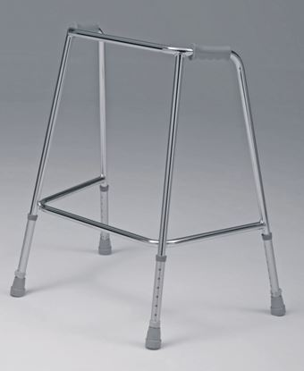 "Picture of Bariatric Walking frame Adj. (25-28"")"