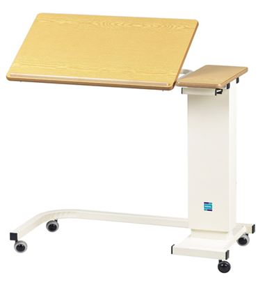 Picture of Easi-Riser overbed table (tilting top/Wheelchair base)