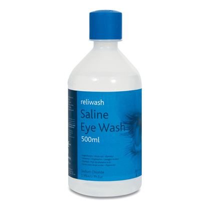 Picture of Focus Eye Wash Solution 500ml