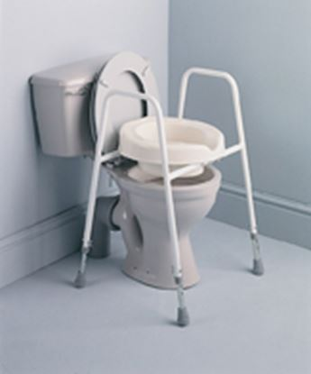 Picture of Deluxe Toilet Aid