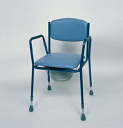 Picture of Adj .Ht Stacking Commode