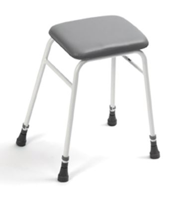 """Picture of Basic adj height perching stool (23""""-29"""")"""