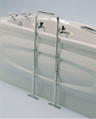 Picture of Floor Mounted Swedish Bath Rail