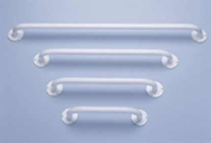 """Picture of Powder Coated Steel Grab Rail (24"""")"""