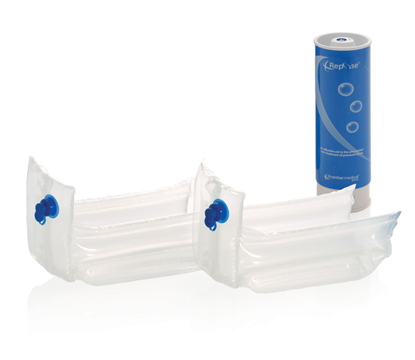 Picture of Repose foot protector(x2) and pump