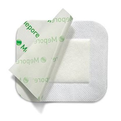 Picture of Mepore Adhesive Dressing - 9cm x 10cm