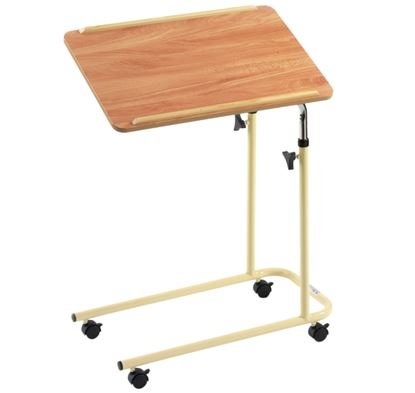 Picture of Overbed Table with Castors
