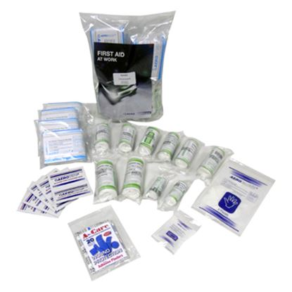 Picture of Standard 10 Person Food Hygiene Refill Kit