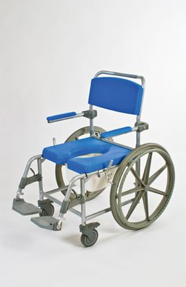 Picture of Self Propelled commode and Shower Chair