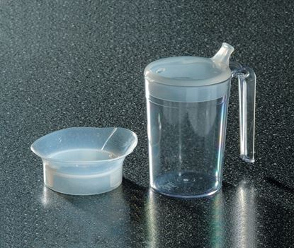 Picture of Clear Polycarbonated Mugs