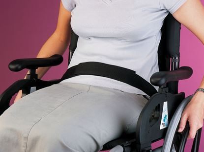Picture of Wheelchair strap - velcro