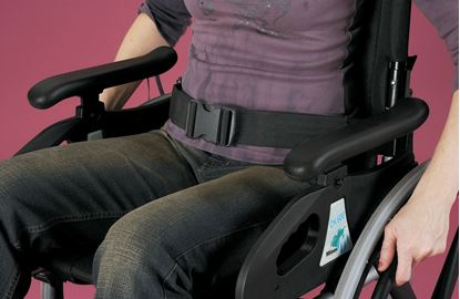 Picture of Wheelchair Strap With Buckle