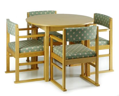Picture of Apollo Dining set - X range fabrics