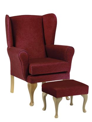 Picture of Kensington Queen Anne Chair