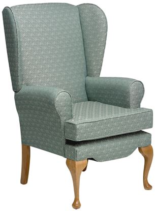 Picture of Balmoral Queen Anne Chair