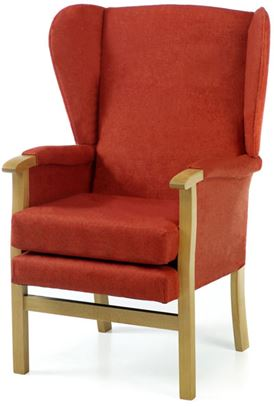 Picture of Jubilee Chair - Wing & Top Arm Only