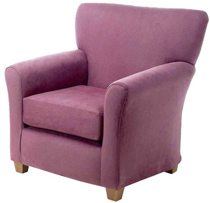 Picture of Milan Heavy Duty Single Seater Chair