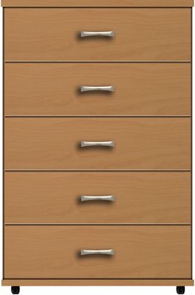 """Picture of SOLO Five Drawer chest 30"""""""