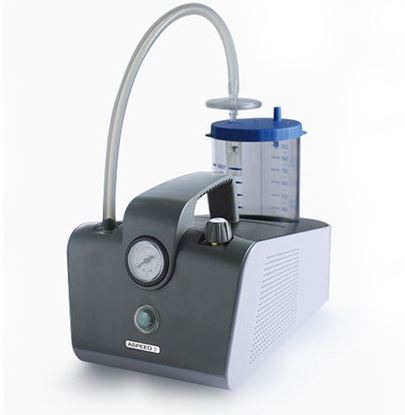 Picture of ASPEED2 Professional Suction Machine with Accessories
