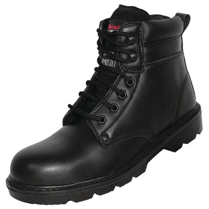 Picture of Six Eyelet Safety Boots