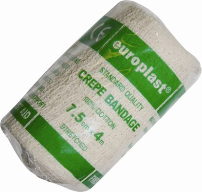 Picture of Crepe Bandages (7.5cm x 4m)