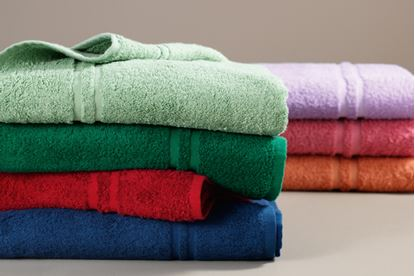 Picture of Bath Sheet 500g - Dark Green (3)