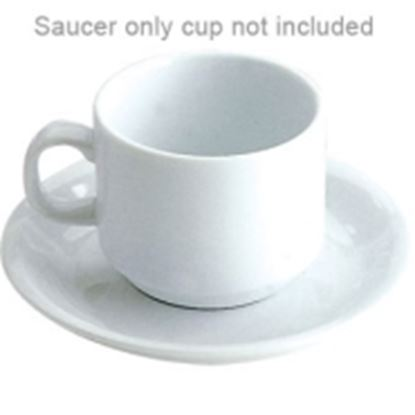 Picture of Stacking Saucer 7oz (12)