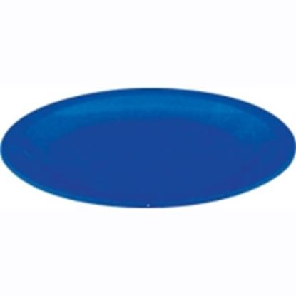 """Picture of Polycarbonate Bowl - Blue 9"""" (12)"""