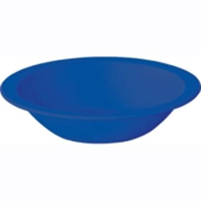 """Picture of Polycarbonate bowl - Blue 6.5"""" (12)"""