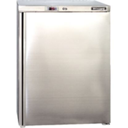 Picture of Undercounter 130Ltr Freezer - Stainless Steel