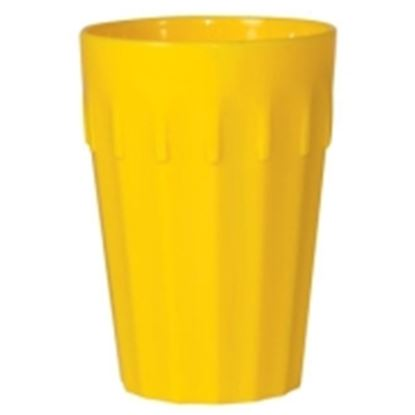 Picture of Yellow Polycarbonate Tumbler 5oz (12)