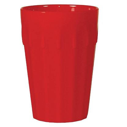 Picture of Red Polycarbonate Tumbler 5oz (12)