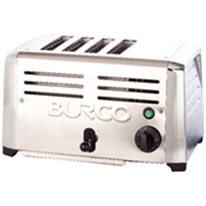 Picture of Burco 4 slot toaster