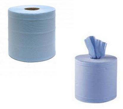 Picture of Centrefeed Roll Blue 2ply (6)